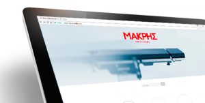 Website Design & Development for MakrisMedical • adeadpixel