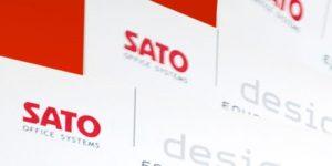 έντυπο & επεξεργασίας εικόνας SATO office • adeadpixel