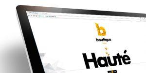 Website Design & Development for boutique • adeadpixel