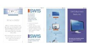 web design microsite swis • adeadpixel